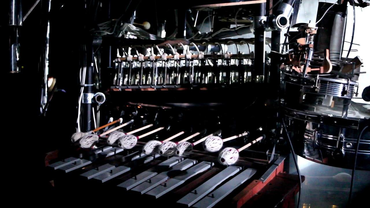 Plaid & Felix's Machines