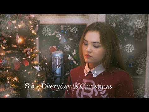 Sia - Everyday Is Christmas (Cover by $OFY)