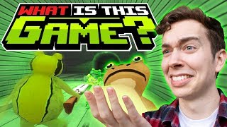Frogs, Farts, and Shotguns | The Amazing Frog