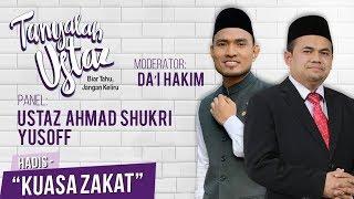Tanyalah Ustaz (2019) | Kuasa Zakat (Tue, Feb 19)