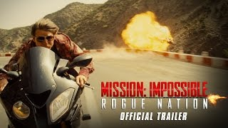 Mission: Impossible Rogue Nation - Official Trailer 2