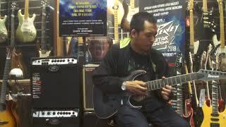 Peavey Guitar Showdown 2018 | Eric, Jakarta