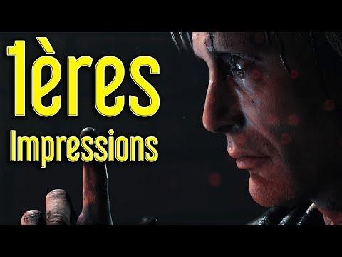 Death Stranding - 1ères Impressions