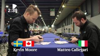 Modern Masters Weekend: Judge Race!