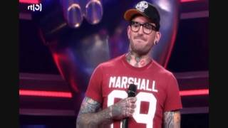 THE Voice of Holland, Use Somebody by Ben Saunders