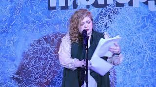 Ольга Аничкова на Пионерских чтениях