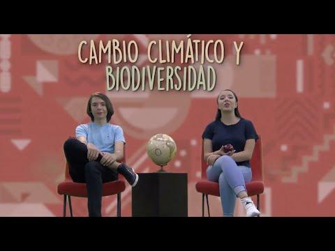 Cambio Climático y Biodiversidad