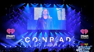 "Conrad Sewell ""Hold Me Up"" - Madison Square Garden"