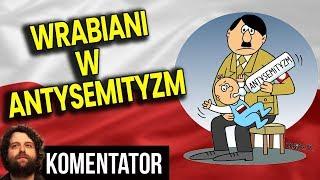 Polska Najbardziej Antysemickim Krajem Świata – BZDURA! – Dlaczego Nas Wrabiają