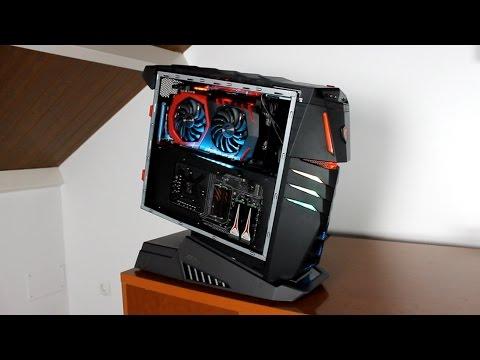 El PC Gaming MÁS POTENTE de MSI | i7 7700k & SLI GTX 1080 & 64GB DDR4 | AEGIS TI 3 REVIEW en ESPAÑOL