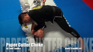 preview picture of video 'Relson Gracie Jiu-Jitsu Team HK: Todd's Paper Cutter Chokes'
