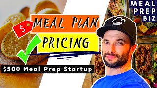 How to Profitably Price Your Meal Prep - Q&A   How To Start A Meal Prep Business Start Up in 2020