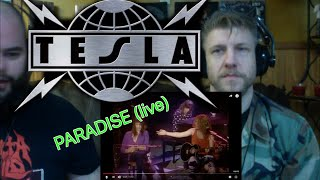 TESLA   PARADISE (live Acoustic)