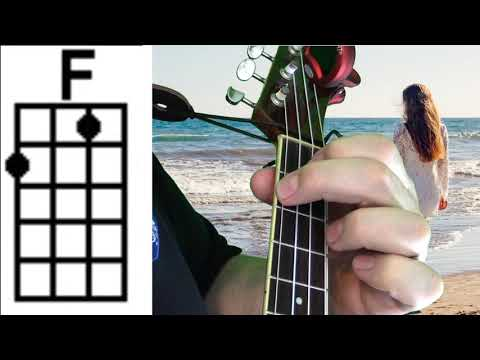 """How To Play """"Tip Of My Tongue"""" by Kenny Chesney on Ukulele (or Guitar)"""