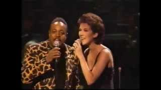 Celine Dion  Peabo Bryson ( Beauty And The Beast / Japan 1994 )