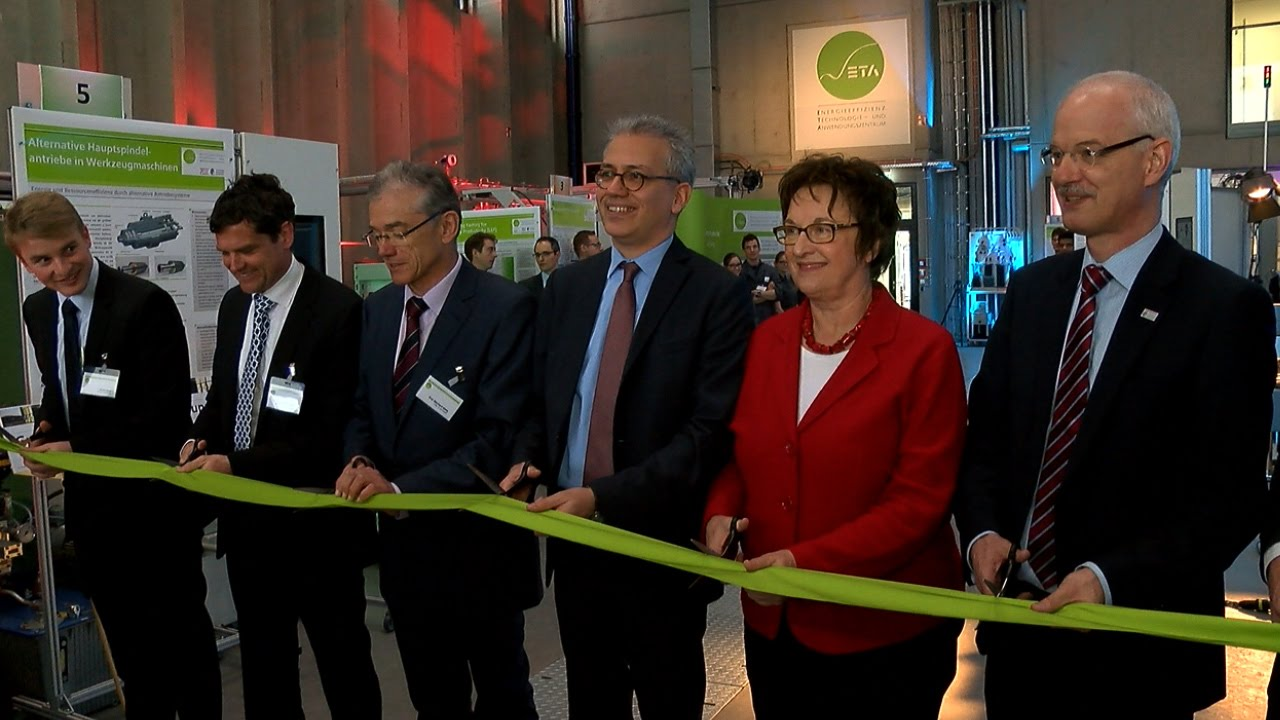 ETA-Fabrik | Eröffnung