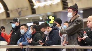 China/coronavirus: Transportul public, zborurile şi trenurile suspendate în Wuhan începând de joi la 02:00 GMT