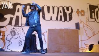 Les Twins at SFMOMA Birthday Bash x YAK Films