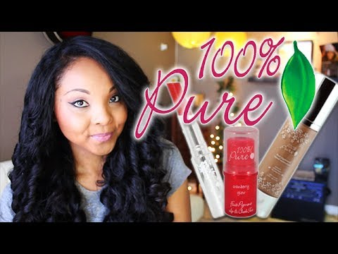 Fruit Pigmented Lip & Cheek Tint by 100% pure #8