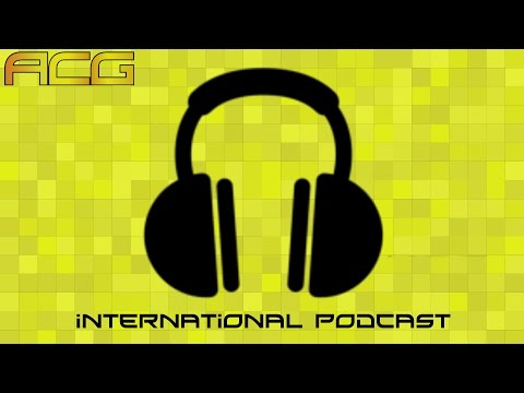 International Podcast #39 Everyone's Andromeda Impressions, Zelda, Gaming Gems - Some Rough Language