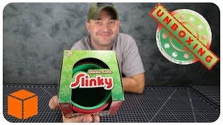 Plastic Slinky || Unboxing