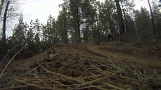 Hutchs 29er Demo Bikes -- Mrazek Trail -- Bend Oregon