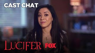 Lucifer | Looking Back at Season 2 - Aimee Garcia