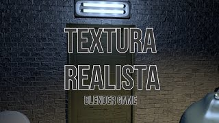 blender game trabalhando com textura