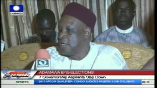 Adamawa Governorship: Ribadu, Seven Others Step Down To Contest In 2015