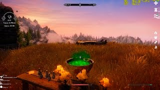62. The Elder Scrolls V : Skyrim (SA-Evolution 2.4 RC) Потусторонняя алхимия