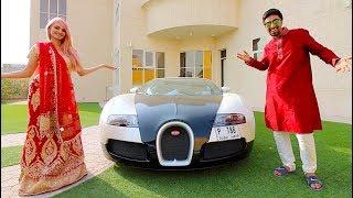 INDIANS BUY A BUGATTI !!!