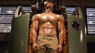 Steve Rogers Transformation Scene - Captain America: The First Avenger (2011) Movie CLIP HD