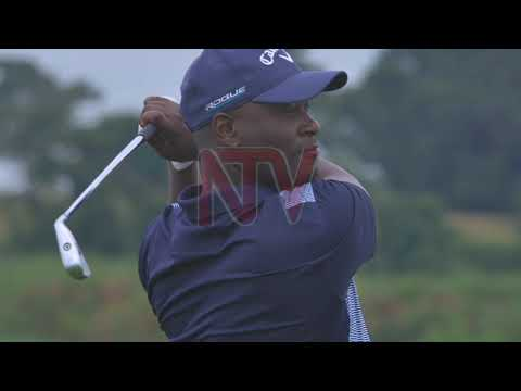 Zimbabwe golfer Madalitso in the halfway lead of the Uganda Professionals Open