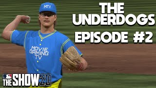 (The Underdogs) J.D. Hammer Debut | MLB The Show 20 Diamond Dynasty