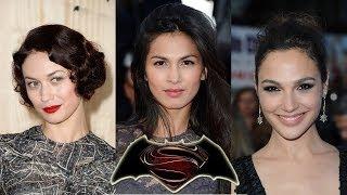 BATMAN VS. SUPERMAN Wonder Woman Casting List Revealed?