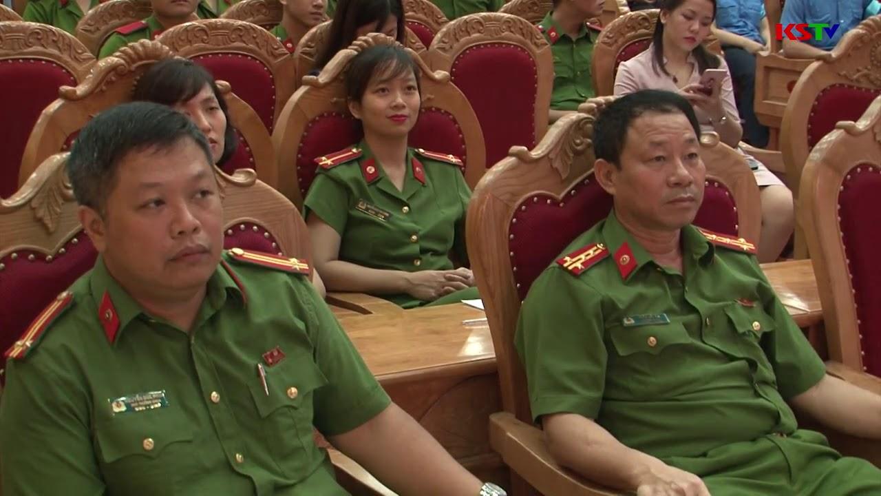TS. Dương Thanh Biểu giao lưu với trường BDNV Kiểm sát tại Tp.HCM