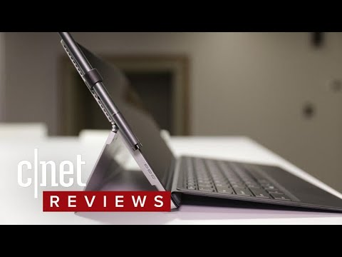 Lenovo Miix 520 review: Best Windows 10 tablet for everyone?