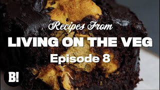 We made crispy VEGAN DUCK and more - Living On The Veg Ep.8