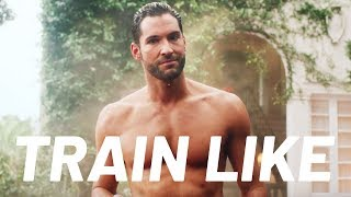 Tom Ellis Explains His Lucifer Workout   Train Like A Celebrity   Men