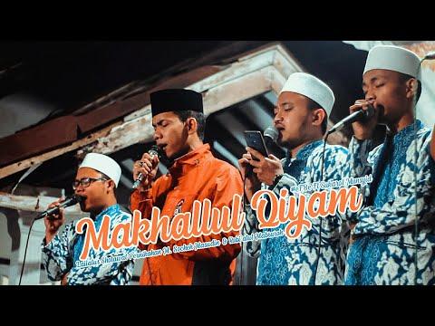 Makhallul Qiyam | Lailatus Sholawat Pernikahan Socheh Masudin & Robi'atul Mabruroh