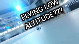 Flying Lowest Altitude As I Can? || FPV Cinewhoop Malaysia