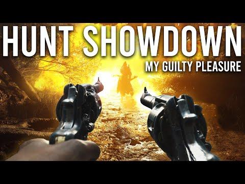 Hunt Showdown is my Guilty Pleasure...