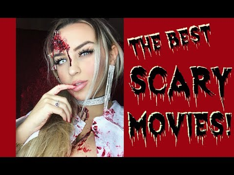 THE BEST SCARY MOVIES! I love for different reasons...