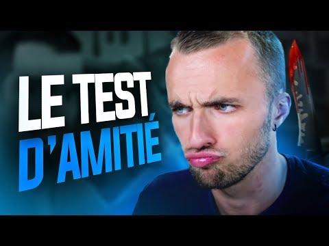 LE TEST DE L'AMITIÉ ! (ft. Squeezie, Gotaga, Micka, Doigby)