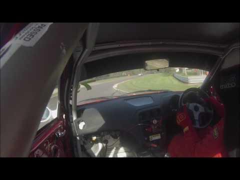 Oulton Park 2017 – Race 1 – Dave Messenger