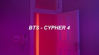 BTS (방탄소년단) 'Cypher 4' Easy Lyrics