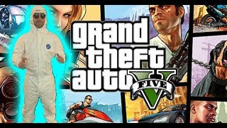 Andy Plays Grand Theft Auto V
