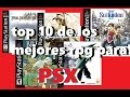 Los 10 Mejores Rpg Para Psx parte 1