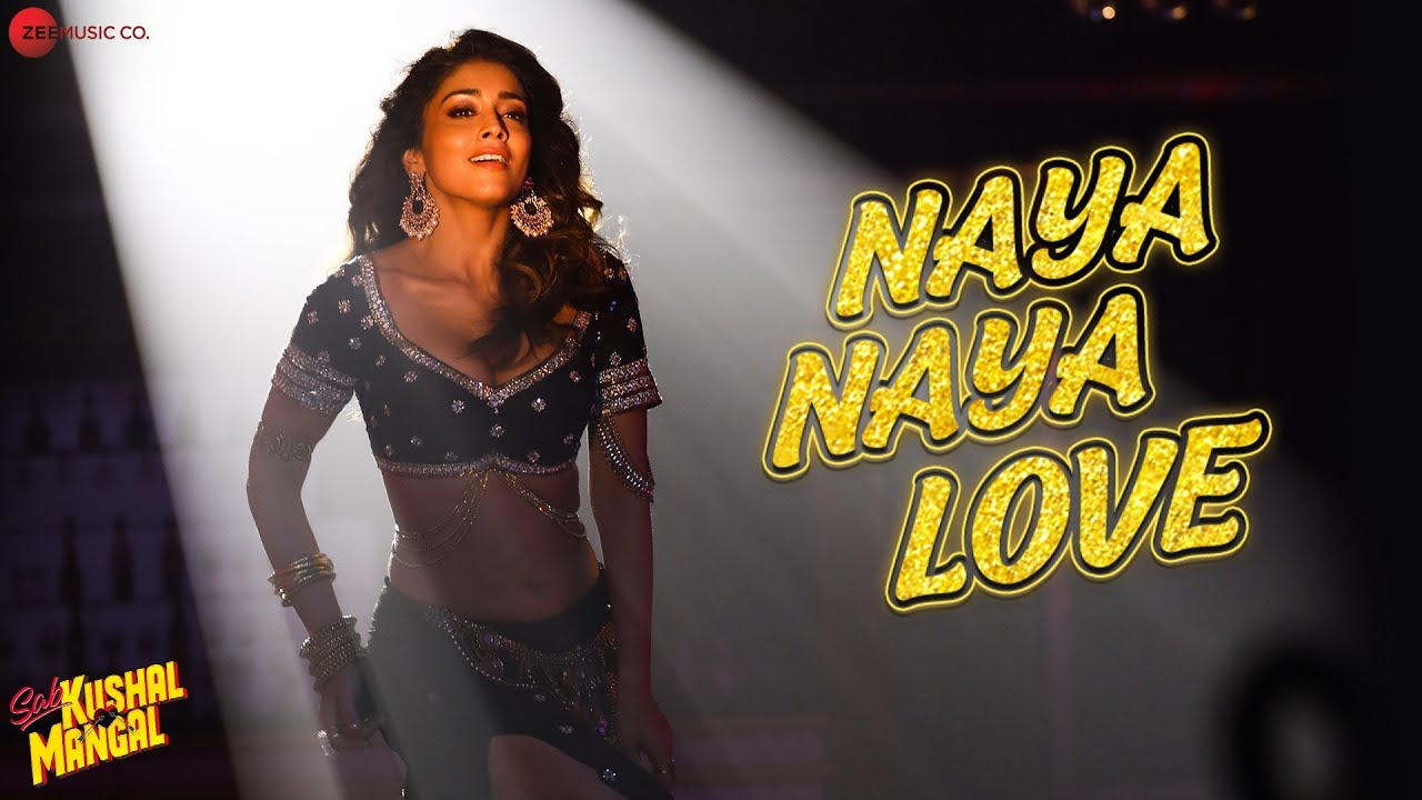 NAYA NAYA LOVE LYRICS – Sab Kushal Mangal - Bhoomi Trivedi, Harshit Saxena Lyrics