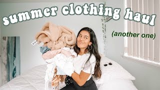yes. another summer clothing haul 2018 :)